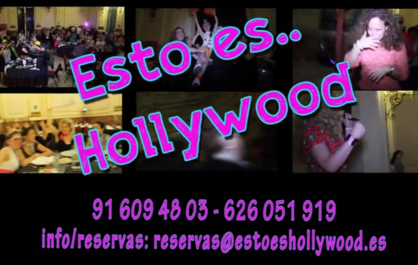 Video Esto es Hollywood