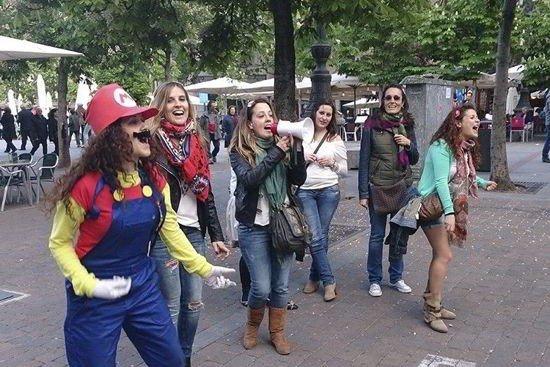 Despedidas en Madrid