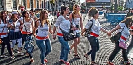 Turismo y despedidas de soltera en Madrid